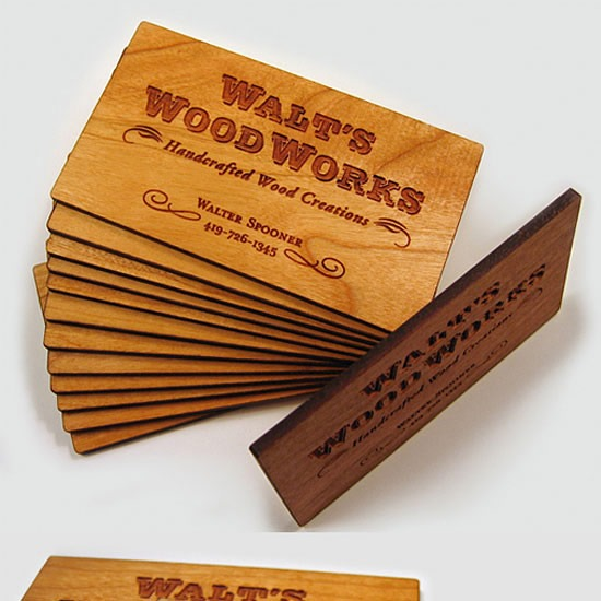 25 unique and innovating business card designs creative nerds wooden business card wooden business card colourmoves