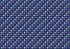 retro-blue-circle-pattern