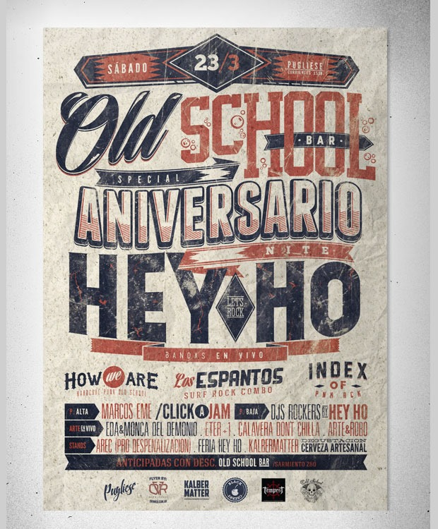 old-schol
