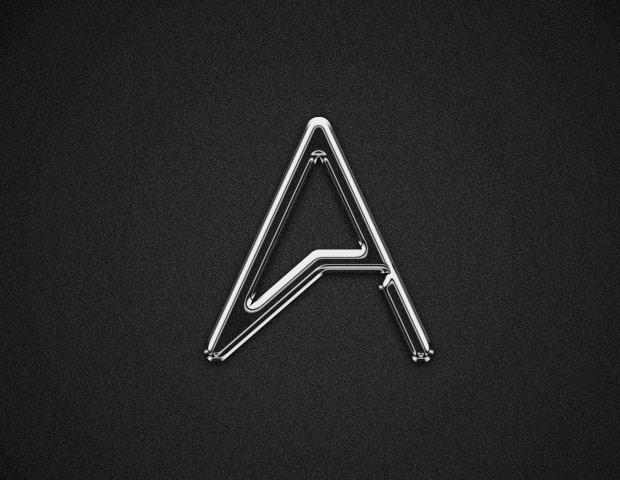 chrome text effect thumb 60 Best Photoshop tutorials from 2014