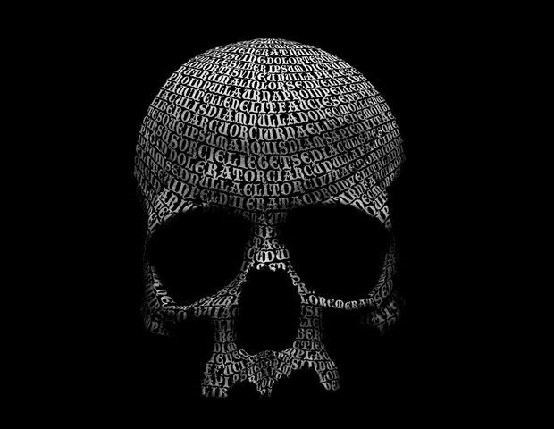 skull thumb 60 Best Photoshop tutorials from 2014