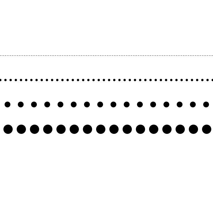 dotted-line