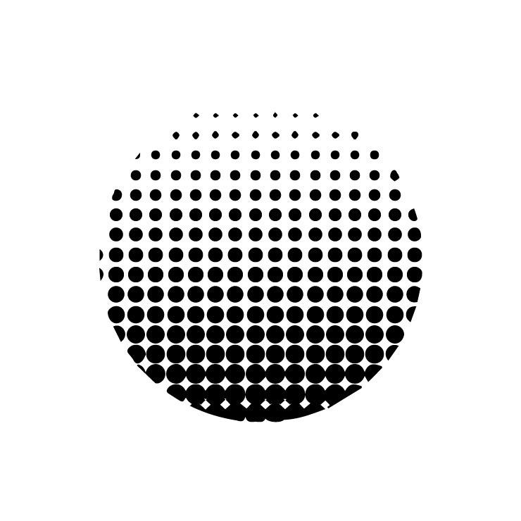 halftone thumb How to create a halftone vector effect using Illustrator