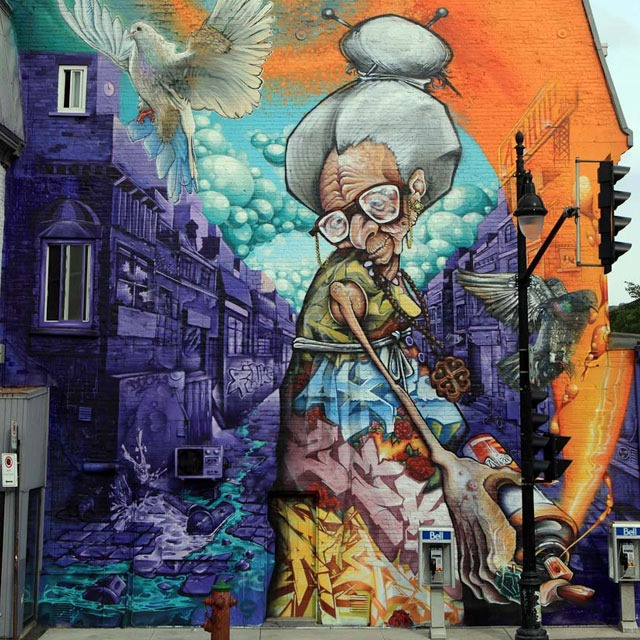 mural festival The best design articles from 2015