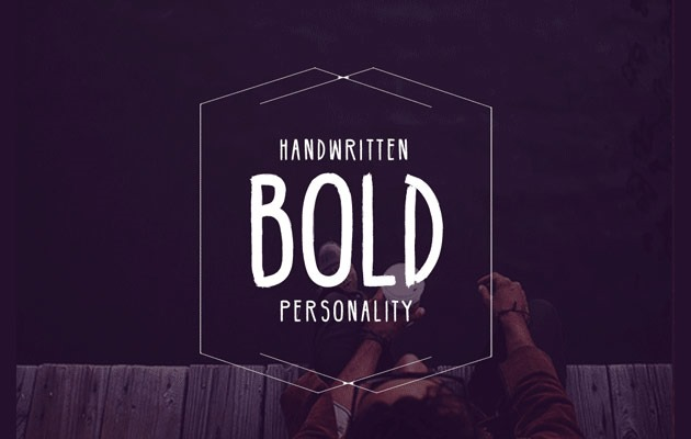handwritten 20 fresh free fonts created in 2015