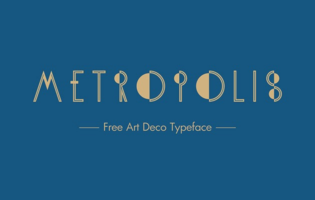 metro polis 20 fresh free fonts created in 2015