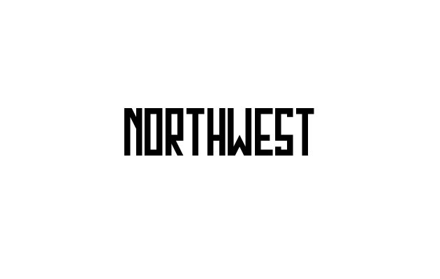 northwest 20 fresh free fonts created in 2015