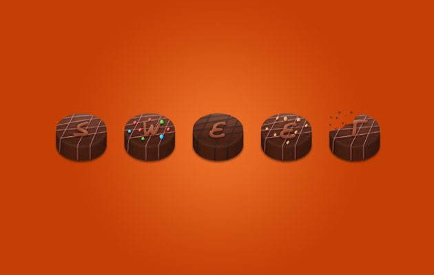 chocloate cadies thumb Best Of The Web And Design In April 2015