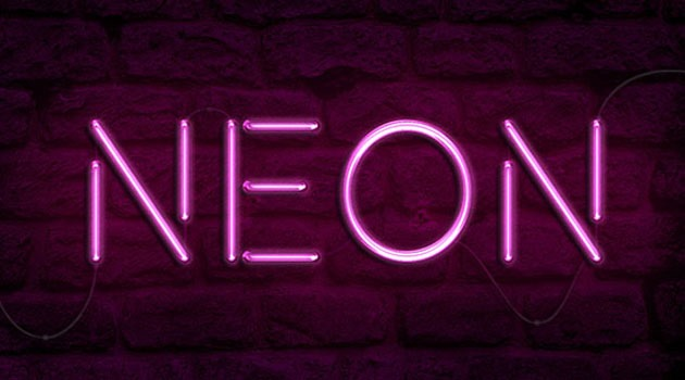 neon 20 fresh new Photoshop tutorials from 2015