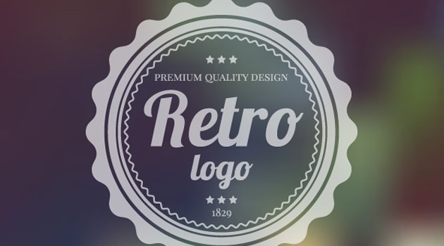 retro logo thumb 25 Fresh new illustrator tutorials from 2015