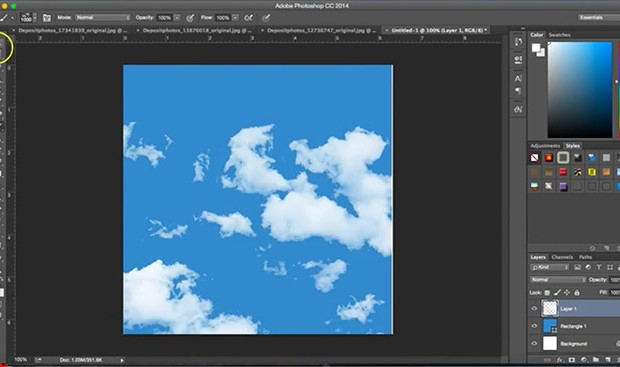clound-photoshop-brush