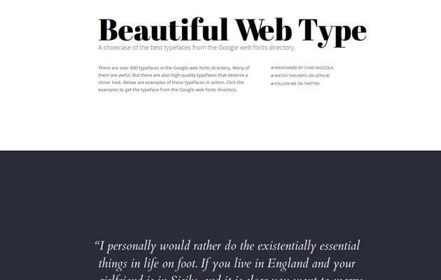 beautiful web type How to choose the perfect font pairing for your web project