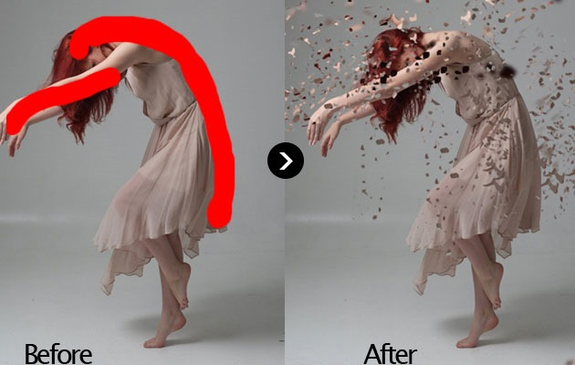 dispersion 15 fresh must download Photoshop actions