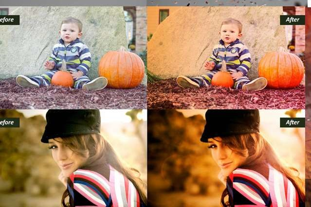 15 fresh must download Photoshop actions