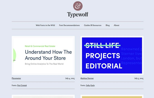 type wolf thumb How to choose the perfect font pairing for your web project