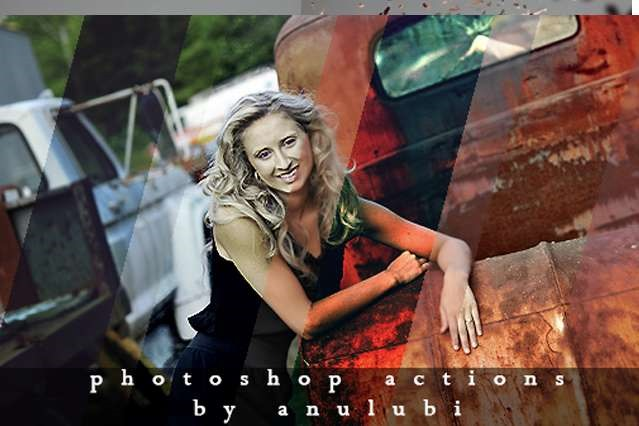 ultimate 15 fresh must download Photoshop actions