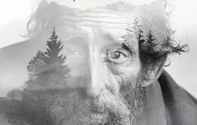double exposure Best of the Web and Design In December 2015