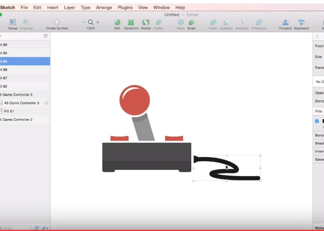 joypad icon 25 Tutorials for learning Sketch