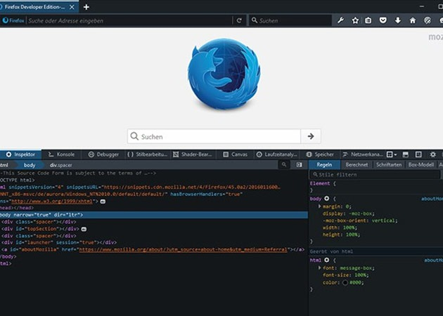 firefox Best web and developments articles from around the web from 2016
