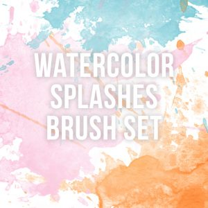 watercolorpaintsplashes