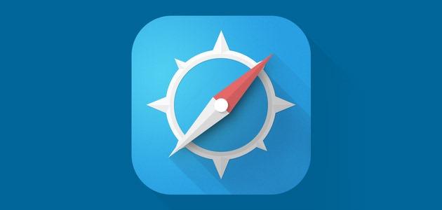 safari 25 Amazing IOS icon designs