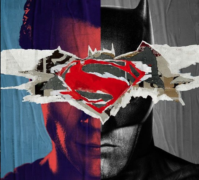 batman vs superman poster 30 Awsome Batman vs Superman illustrations