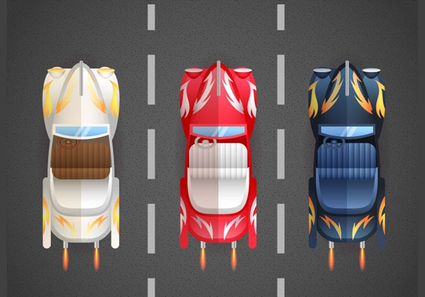 cars 60 best Illustrator tutorials from 2016