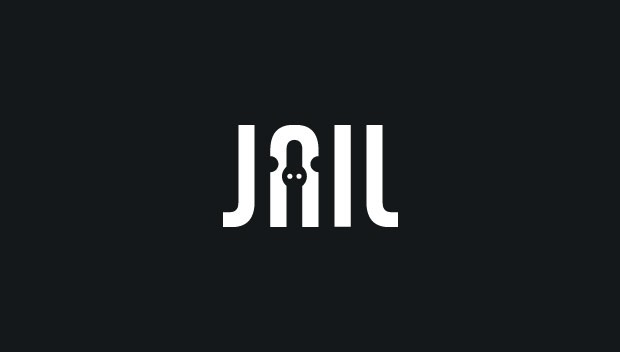 jail 20 Creative flat modern logo designs