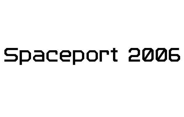 space port 20 Fresh new free fonts from 2016