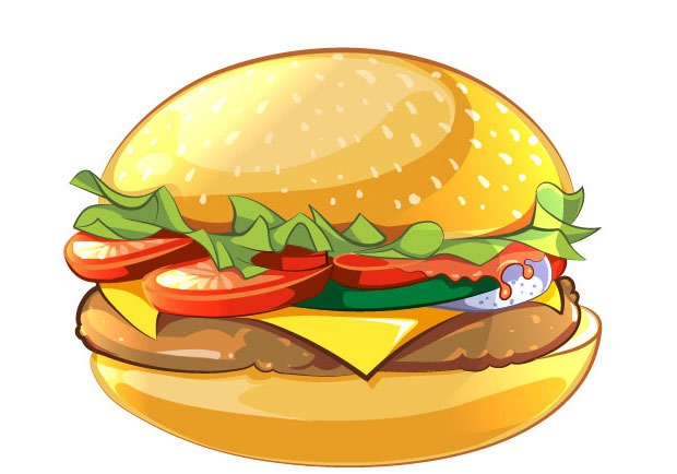 vector burger 60 best Illustrator tutorials from 2016
