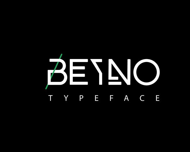 beyno 100 Best free fonts to use for creating a logo