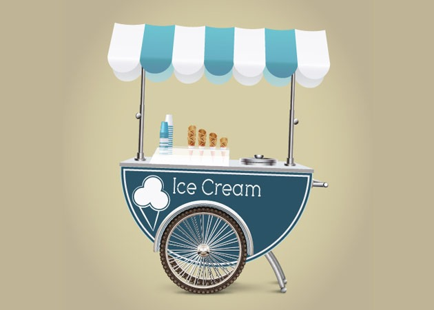 ice cream Best of the web for Design and Web Development May 2016
