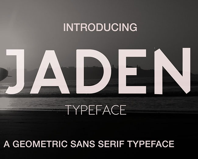 jaden 100 Best free fonts to use for creating a logo
