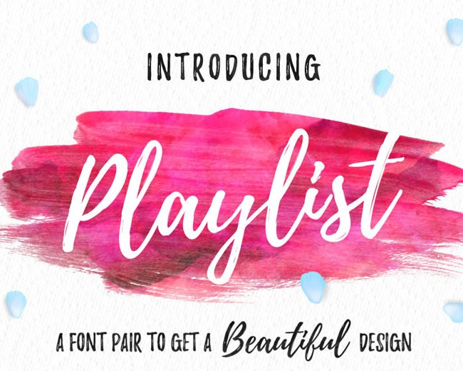 playlist 100 Best free fonts to use for creating a logo