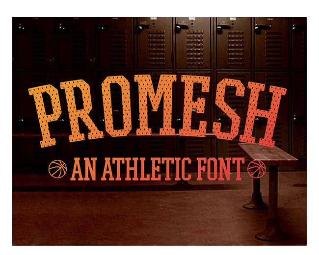 promesh 100 Best free fonts to use for creating a logo