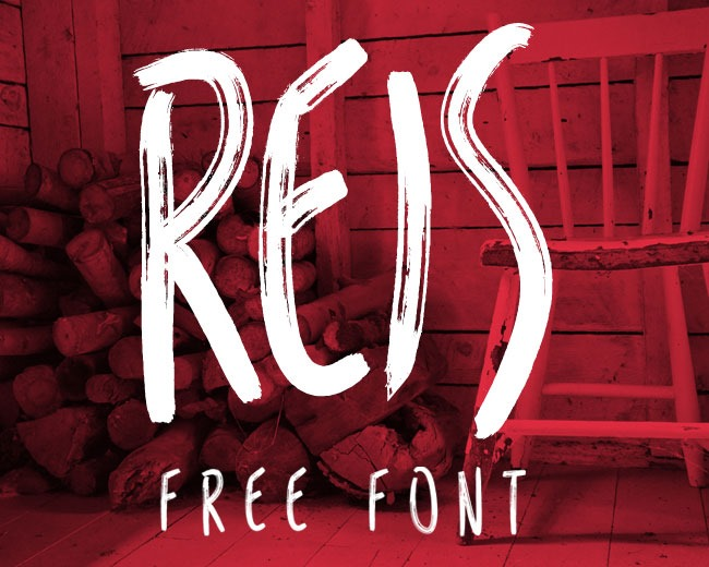 reis 100 Best free fonts to use for creating a logo