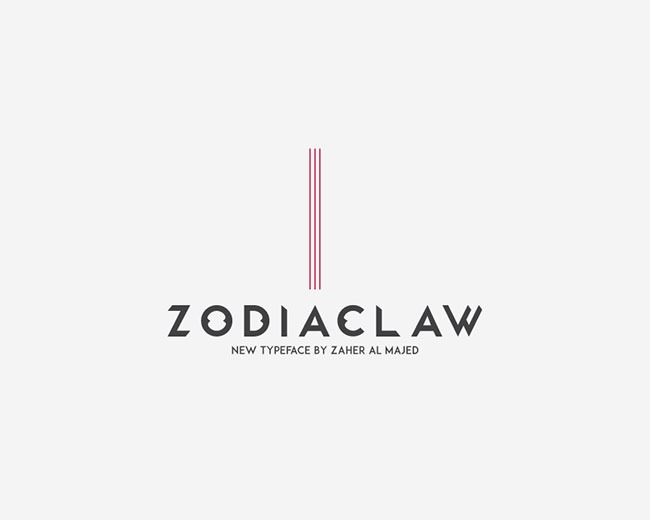 zodiac 100 Best free fonts to use for creating a logo