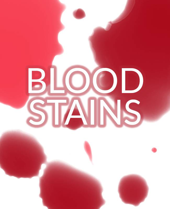 blood stains brush Blood stains free Photoshop brush set