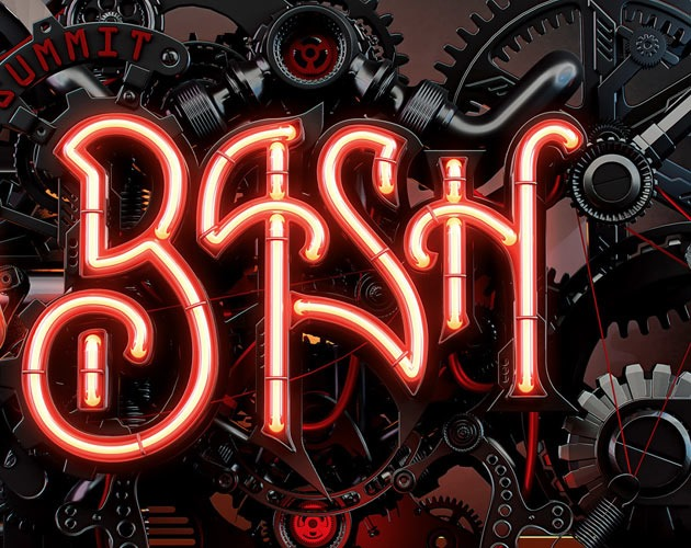bash 50 beautiful must see examples of creative typography