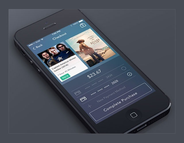checkout 30 Free mobile UI kits for Photoshop and Sketch