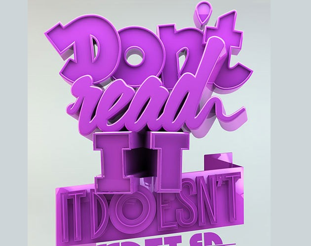 dont