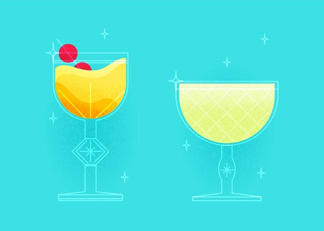 cocktails Best of the web for Design and Web Development August 2016