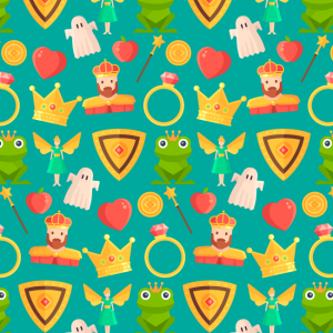green-seamless-pattern