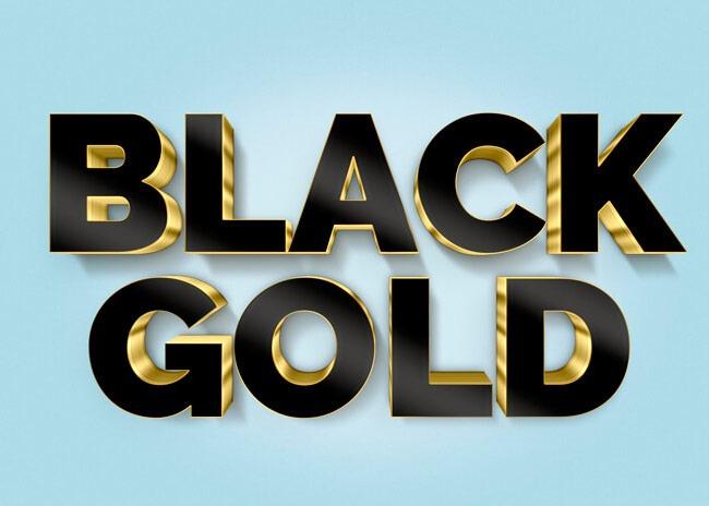 black gold Best of the web for Design and Web Development September 2016