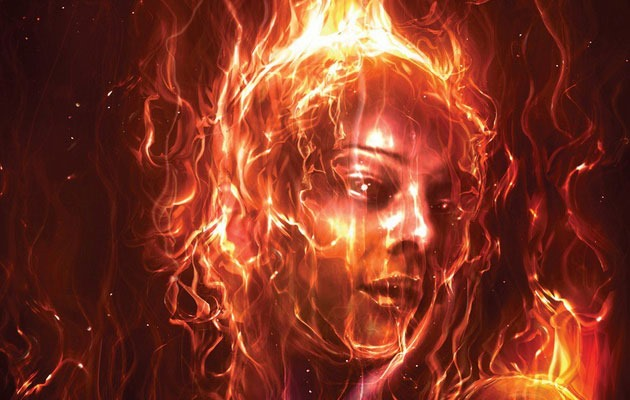 fire face 20 Photoshop tutorial for creating scary themed effects