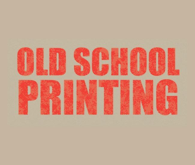 old-school-printing
