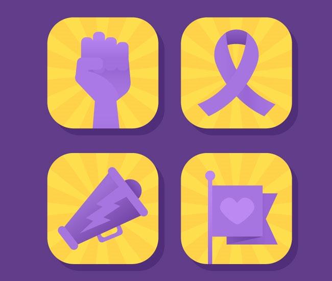 yellow-icons