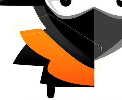 25 How to create an angry little samurai using Illustrator