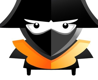 28 How to create an angry little samurai using Illustrator