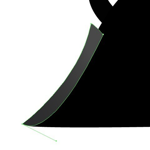 6 How to create an angry little samurai using Illustrator
